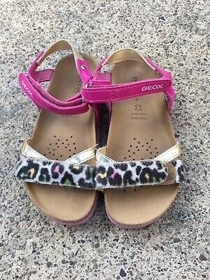 Girl G Sz J aloha Sandals b Respira N s Big Geox J621cb Pink Yellow lFK1Jc
