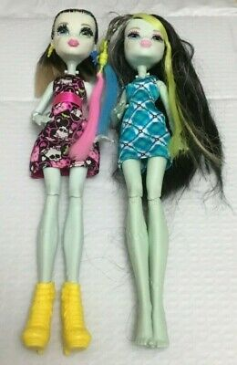 "Monster High 11"" Doll How Do You Boo Frankie Stein"