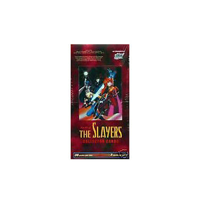 THE SLAYERS - Collector Cards Sealed Box (Comic Images) #NEW