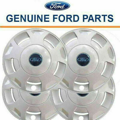 16inch Ford Transit Mk6 Mk7 2000-2013 Wheel Cover Genuine Set of 4 Trims HubCaps