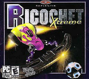 Video Game PC Ricochet Xtreme from Mumbo Jumbo NEW SEALED