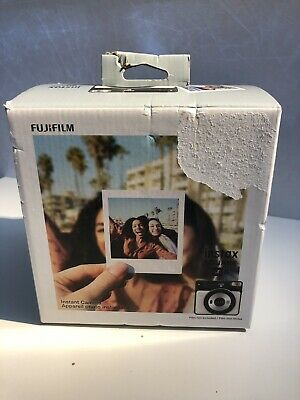 Fujifilm Instax Square SQ6 - Pearl White (16581458) NIB Factory Sealed NEW