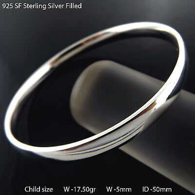 Necklace Chain 18k Rose GF Gold Solid Ladies Antique Celtic Curb Link Design 24""