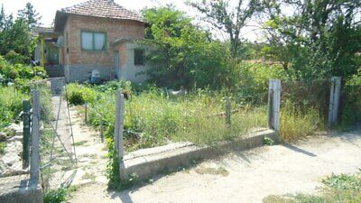 Bulgarian House Village  Izvorovo 2 Bedrooms 1585 Sq m of land need full repair