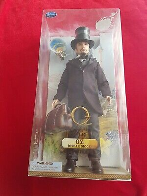The Great And Powerful Oz Doll, Disney Film Collection. Muñeco Oscar Diggs,...