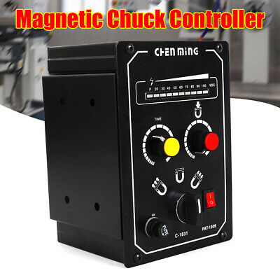 Electro Magnetic Chuck Controller For Rectify & Demagnetize Demagnetization 5A