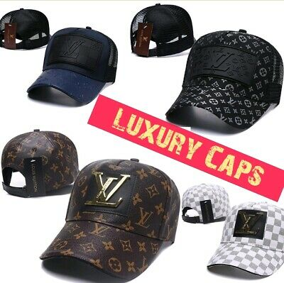 2019 LUXURY UNISEX MEN WOMEN BASEBALL CAPS Adjustable HipHop Hat Fashion Summer
