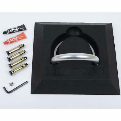 Milenco Snaefell Ground Anchor Sold Secure Gold Rated Security Device