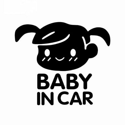 BABY IN CAR Warning Mark Baby In The Car Baby Car Sticker Stickers Decals