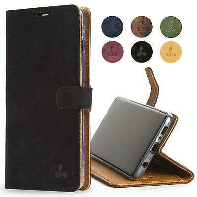 new style 1c5d3 64537 SNAKEHIVE SAMSUNG NOTE 9 Premium Genuine Leather Wallet Case w/ Card ...