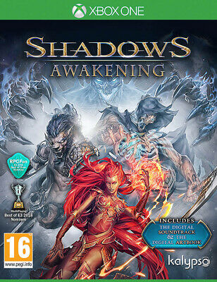 Shadows Awakening (Xbox One)  BRAND NEW AND SEALED - IN STOCK - QUICK DISPATCH