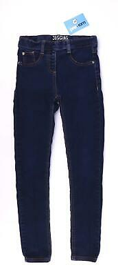Next Girls Blue Jeggings Trousers Age 11