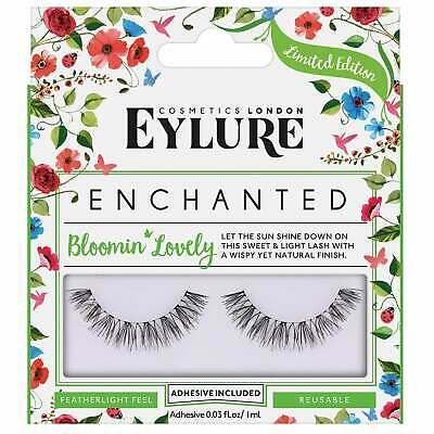 d9952096cba Eylure Limited Edition Enchanted Eyelashes - Bloomin Lovely (Adhesive  Included)
