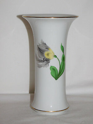 Trichtervase Herend 7037/KY  TULPE  Tulip   1.Wahl  First choice