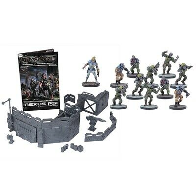 Deadzone 2nd Edition Nexus Psi Expansion MGE DZM35