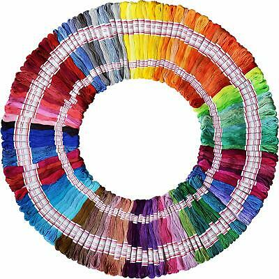Embroidery Floss 240 skeins 1920M 100% Egyptian long-staple cotton pull strong b