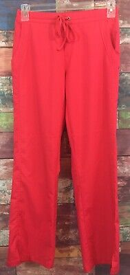 94c42edfb45 Healing Hands Women's Purple Label Pink (Sugar Coral?) Taylor Scrub Pants  Size S