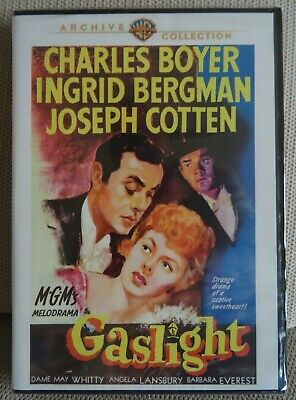 Gaslight (DVD, 2011) - BRAND NEW, FACTORY SEALED