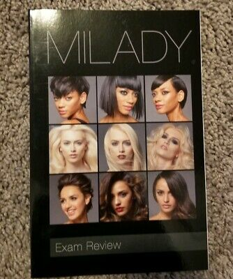 Exam Review for Milady Standard Cosmetology by Milady (2015)