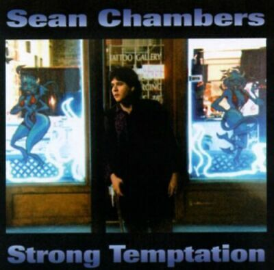 Sean Chambers ‎– Strong Temptation RARE CD