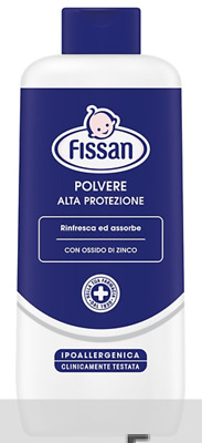 3PZ. Fissan Powder High Protection Hypoallergenic Infant 500 Gr Cad.