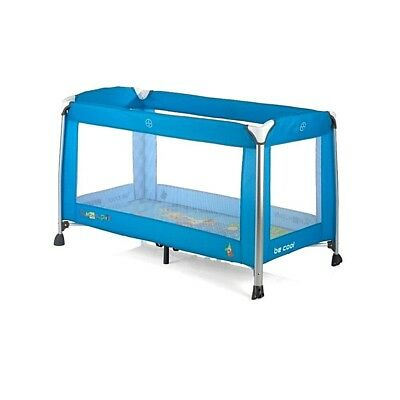 Crib Cradle Cot Collapsible Dual Height Camping Be Cool Naveed