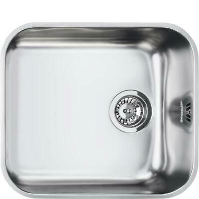 Smeg UM45 Sink Tub Undertop in Stainless Steel AISI304 Brushed 47 CM