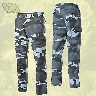 Darkcamo Bw Feldhose Us Rangerhose Bdu Hose Tarnhose Outdoor Airsoft Paintball