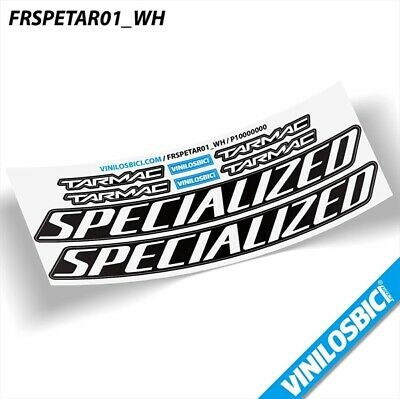 2 Pegatina Sticker specialized spe001