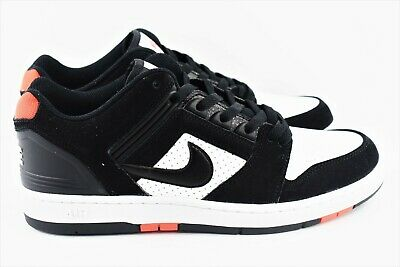 2a207e50c9644 NIKE SB AIR Force II Low Mens Size 12 Shoes Bred AO0300 006