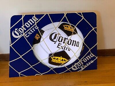 2010 Corona Extra  Wall Mount Lighted Beer Sign