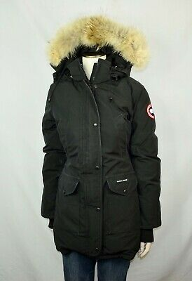 Details about Canada Goose Womens Trillium Parka Graphite 6550L Size XS (Extra Small)