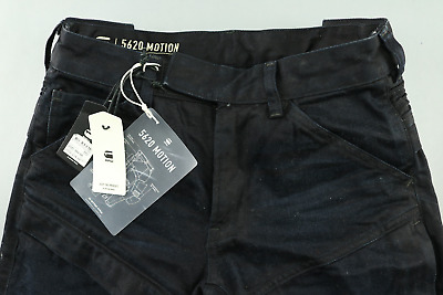 07e6dff8e50 NWT $360 G-STAR 5620 Raw Essentials Motion 3D Tapered Jeans Size 29x32
