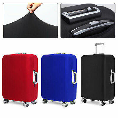 """Elastic Travel Luggage Suitcase Cover Dust-proof Protector Protective Bag 26-30"""""""