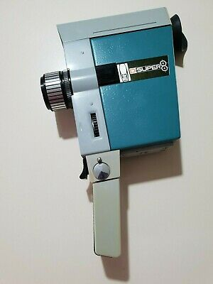 meopta D Super A8 L1 Supra  Movie camera - vintage