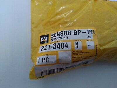 Caterpillar  221-3404  Sensor Gp-Pr