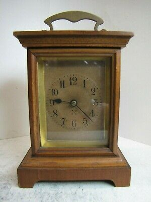 An Early 20th Century Junghans/HAC Mantle Clock