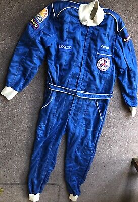 Vintage Sparco Nomex Power Boat Racing Suit