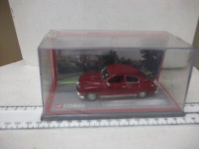 Corgi Saab Saloon - Mirrors Ok - Excellent In Good Box