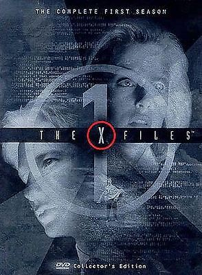 The X-Files - The Complete First Season DVDs NEW/Sealed