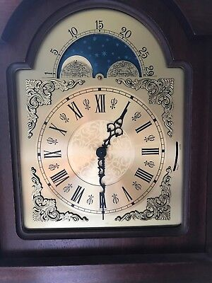 Mahoghany Grandfather / Mother  Clock