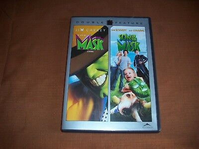 Mask & Son Of Mask DVD Double Feature Jim Carrey
