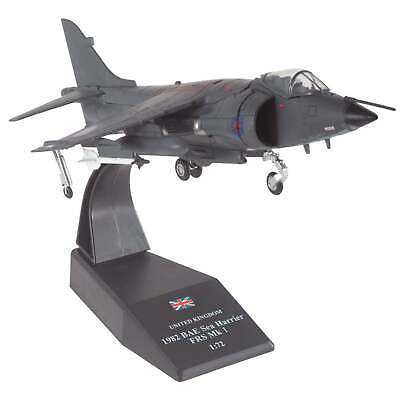 DIE-CAST MODEL PLANE - 40606 - SEA HARRIER MK1 - Scale - 1:72