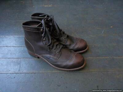 ae677e19ee8 WOLVERINE 1000 MILE Horween Chromexcel Leather Addison Boots - 10 D - USA