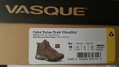 d723b2bfef1 VASQUE TALUS TREK Low UltraDry Men's Boot - $139.95 | PicClick