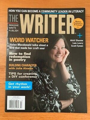 POETS & WRITERS Magazine July August 2002 Peter Cameron