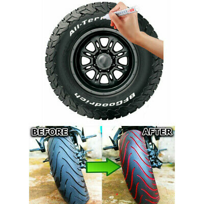 Waterproof, Non-Fading for One Year Tire Paint Pen High Quality