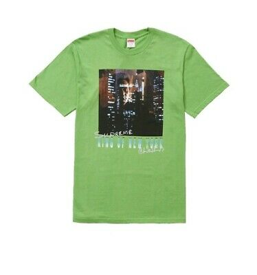 a9e8e614bcce *RARE* AUTHENTIC SS15 Supreme Stone Island Top Size Large Green Long  sleeve. $52.00 24 Bids 1d 8h. See Details. SUPREME S/S '19