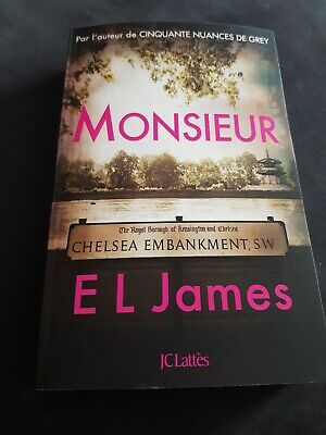 E L James / Monsieur