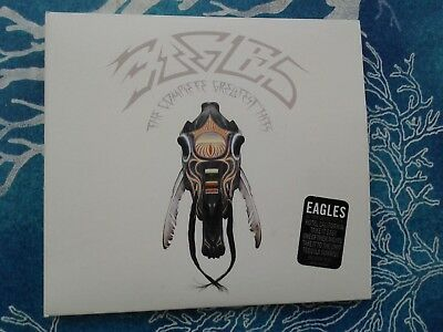 Eagles - The Complete Greatest Hits - 2 Cd Digipack